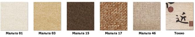 Обивка из ткани для Кресла-качалки Модель 4 (013.004)