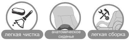 Преимущества Кресла-качалки Модель 77 Лидер (013.0077)